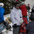 private snowboard coach